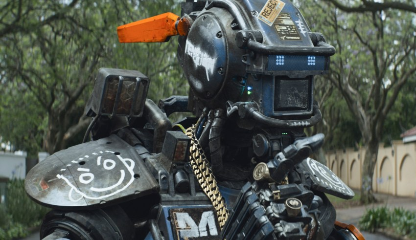 "Sony Pictures: Sharlto Copley stars in ""Chappie"""