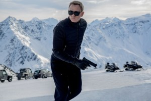 "Daniel Craig stars in Sony Pictures' ""Spectre"""