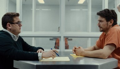 """(L-r) Jonah Hill and James Franco star in Fox Searchlights' """"True Story"""""""