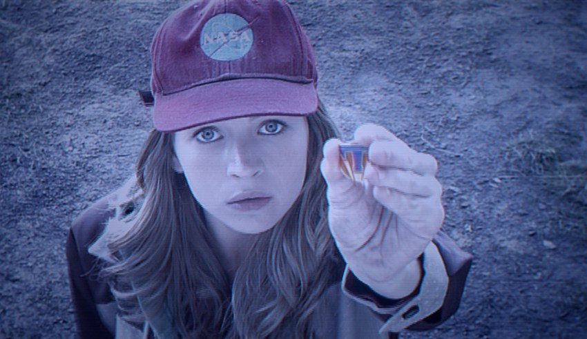 "Britt Robertson stars in Disney's ""Tomorrowland"""