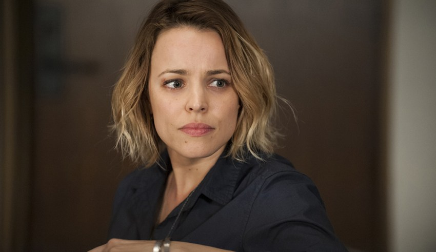 "Rachel McAdams starring in the second season of HBO's ""True Detective"""