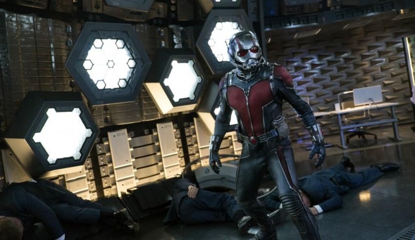 """Paul Rudd stars in Marvel's """"Ant-Man"""""""