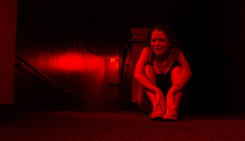 "Cassidy Gifford stars in Warner Bros. Pictures' ""The Gallows"""