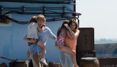 Owen Wilson and Lake Bell star in The Weinstein Company's NO ESCAPE