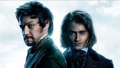 """James McAvoy and Daniel Radcliffe star in 20th Century Fox's """"Victor Frankenstein"""""""