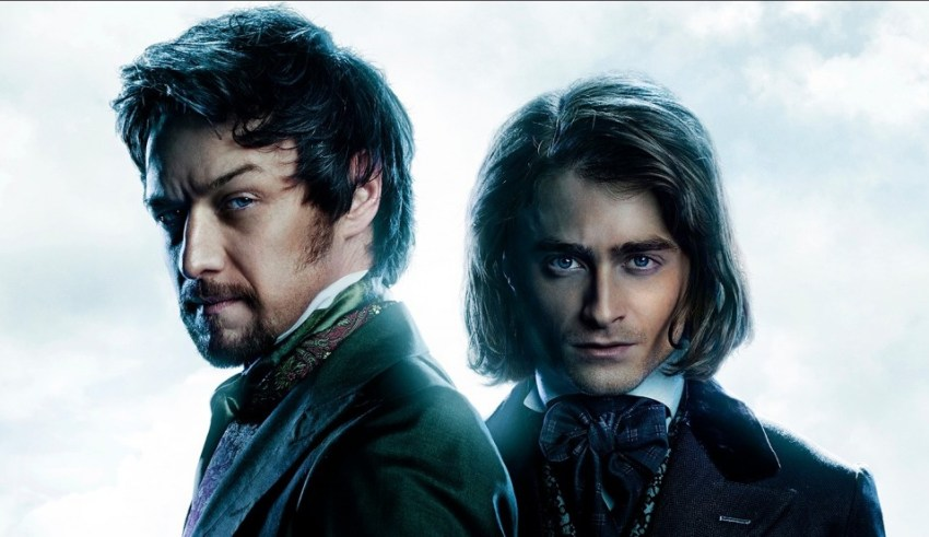 "James McAvoy and Daniel Radcliffe star in 20th Century Fox's ""Victor Frankenstein"""