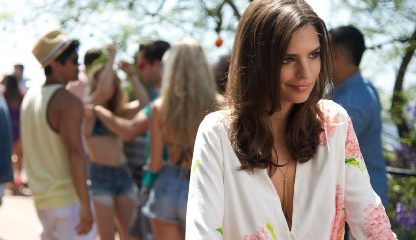 "Emily Ratajkowski stars in Warner Bros. Pictures' ""We Are Your Friends"""
