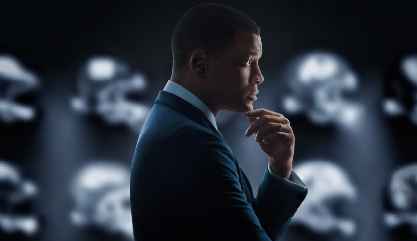 Will Smith in Sony Pictures' CONCUSSION