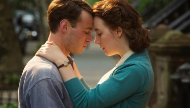 Emory Cohen and Saoirse Ronan star in Fox Searchlight's BROOKLYN