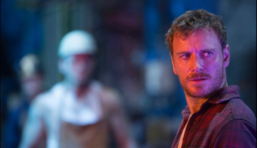 Michael Fassbender stars in 20th Century Fox's X-MEN-APOCALYPSE
