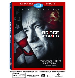 Bridge of Spies Cover Art