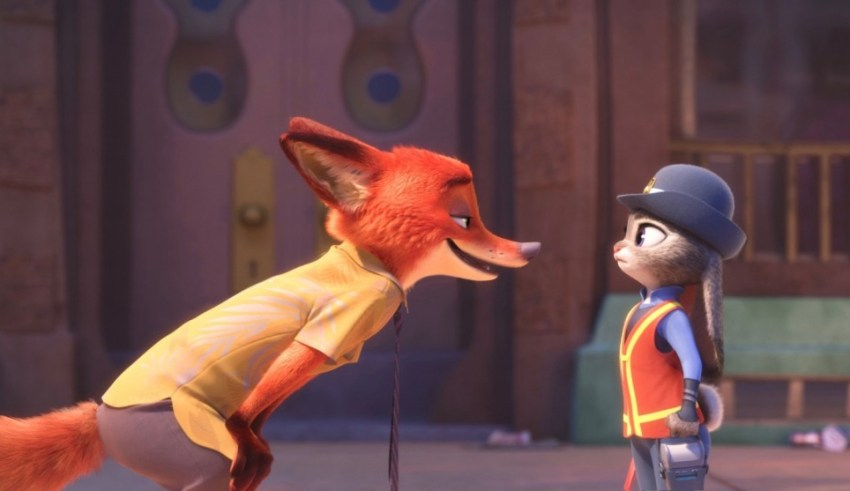 Jason Bateman and Ginnifer Goodwin star in Walt Disney Animation's ZOOTOPIA