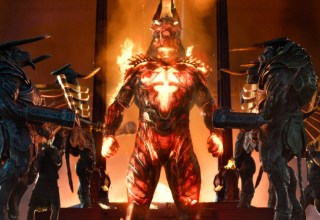 Image from Lionsgate's GODS OF EGYPT