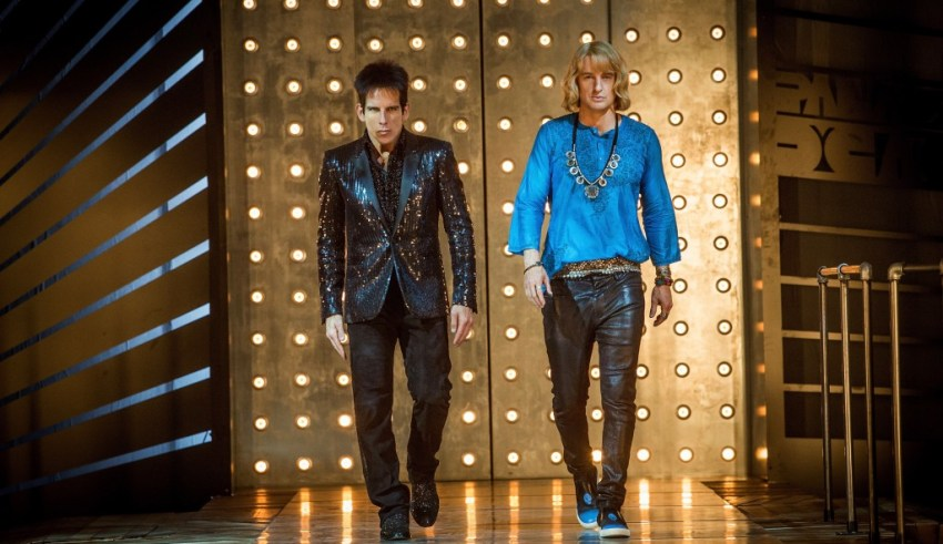 Ben Stiller and Owen Wilson star in Paramount Pictures' ZOOLANDER No. 2