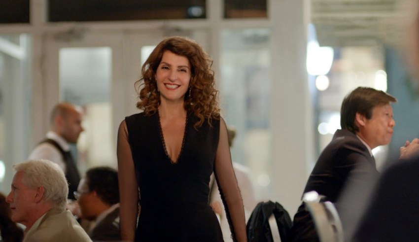 Nia Vardalos stars in Universal's My Big Fat Greek Wedding 2