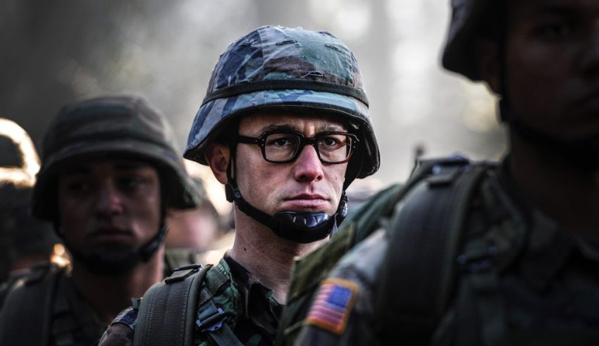 Joseph Gordon-Levitt stars in Open Road Films' SNOWDEN