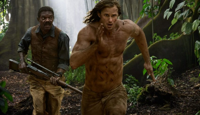 Samuel L. Jackson and Alexander Skarsgård star in Warnr Bros. Pictures' LEGEND OF TARZAN