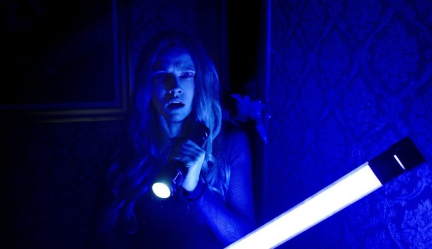 Teresa Palmer stars in Warner Bros. Pictures' LIGHTS OUT