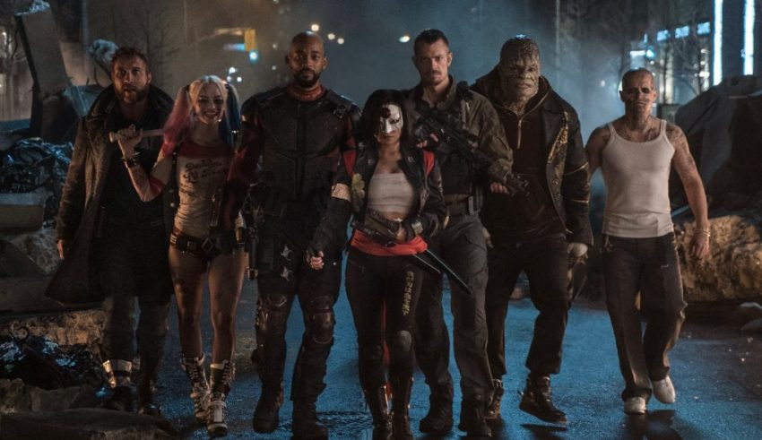 Warner Bros. Pictures' SUICIDE SQUAD