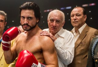 Edgar Ramírez and Robert De Niro star in The Weinstein Company's HANDS OF STONE