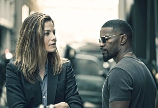 Michelle Monaghan and Jamie Foxx star in Open Road Films' SLEEPLESS
