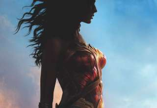 Poster for Warner Bros. Pictures' WONDER WOMAN