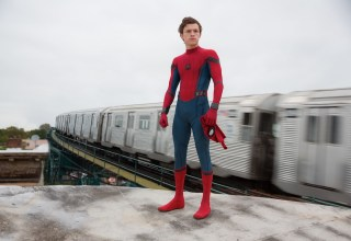 Tom Holland stars in Sony Pictures' SPIDER-MAN: HOMECOMING