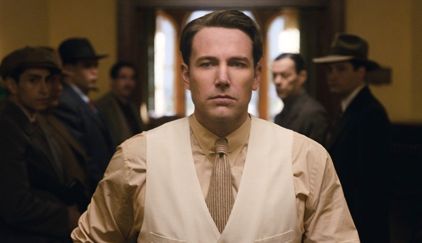 Ben Affleck stars in Warner Bros. Pictures' LIVE BY NIGHT