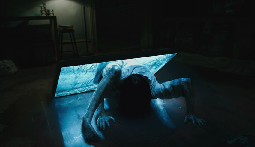 Bonnie Morgan stars in Paramount Pictures' RINGS