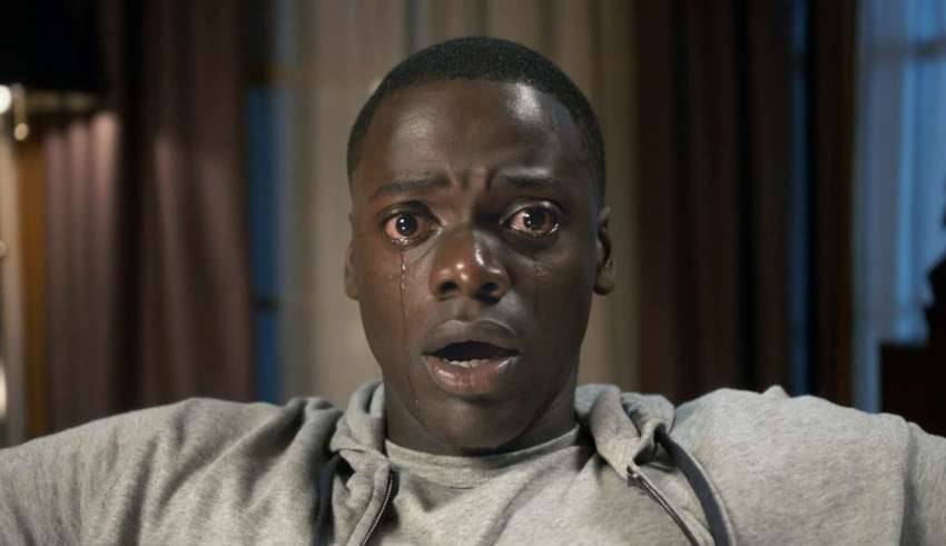 Daniel Kaluuya stars in Universal Pictures' GET OUT
