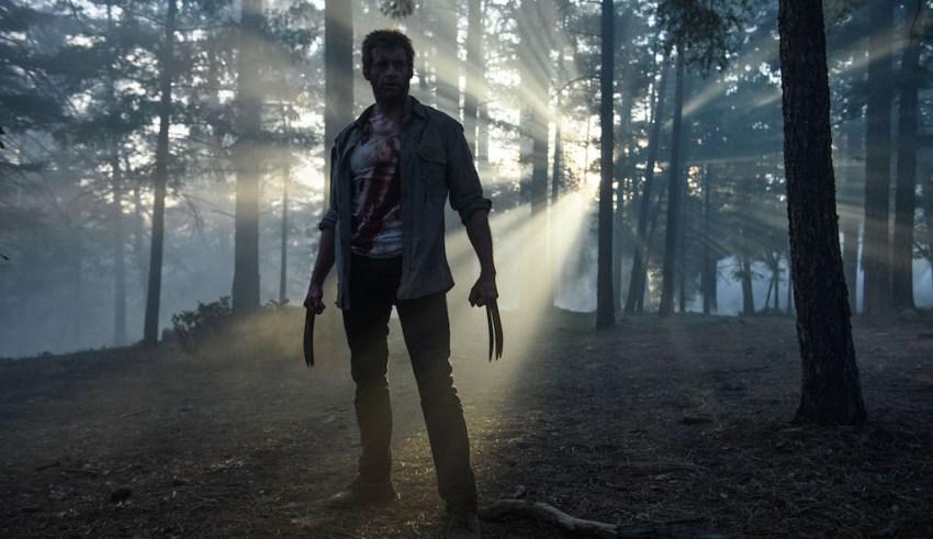 Hugh Jackman stars in 20th Century Fox's LOGAN