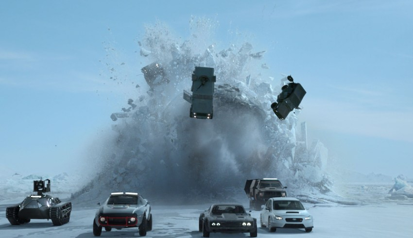 Universal Pictures' THE FATE OF THE FURIOUS