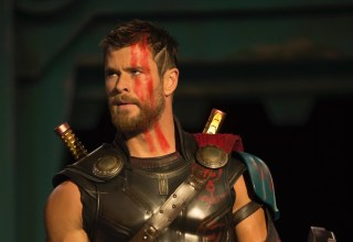 Chris Hemsworth stars in Marvel's THOR: RAGNAROK