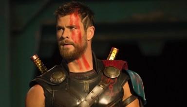 Chris Hemsworth stars in Marvel's THOR: RAGNAROK