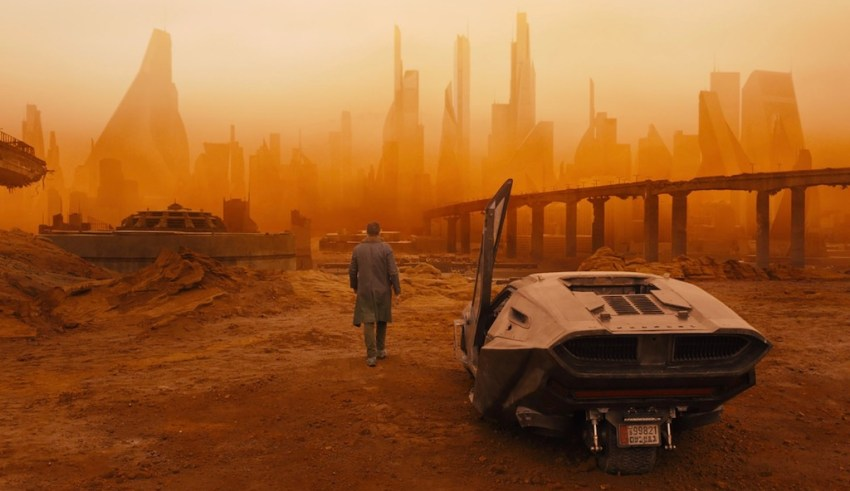 Image from Warner Bros. Pictures' BLADE RUNNER 2049