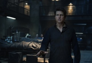 Tom Cruise stars in Universal's THE MUMMY
