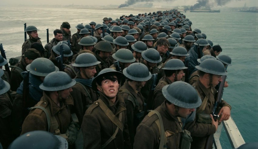 Image from Warner Bros. Pictures' DUNKIRK