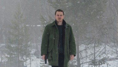 Michael Fassbender stars in Universal Pictures' THE SNOWMAN