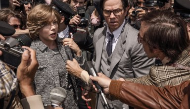 Michelle Williams and Mark Wahlberg star in TriStar Pictures'' ALL THE MONEY IN THE WORLD