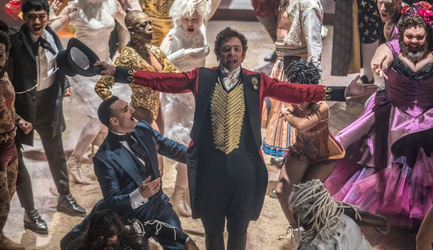 Hugh Jackman stars in Twentieth Century Fox's THE GREATEST SHOWMAN