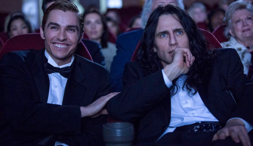 Dave Franco and James Franco star in A24 Films' THE DISASTER ARTIST