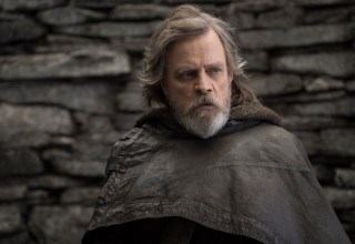Mark Hamill stars in Walt Disney's STAR WARS: THE LAST JEDI