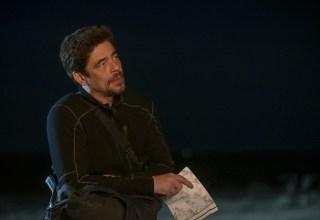 Benicio Del Toro stars in Sony Pictures' SICARIO 2: SOLDADO