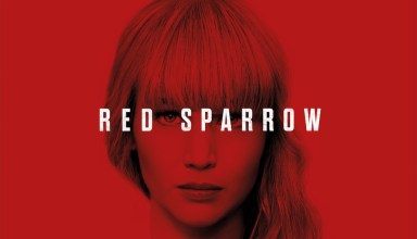 Poster image of 20th Century Fox's RED SPARROW