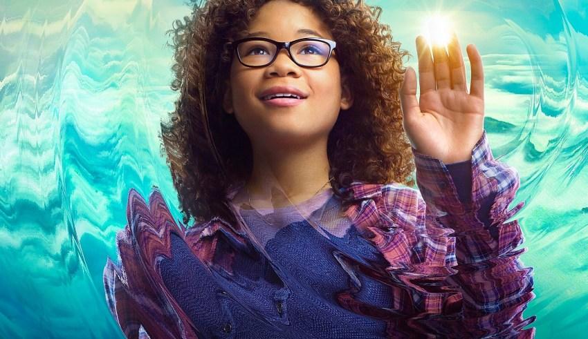 Storm Reid stars in Disney's A WRINKLE IN TIME