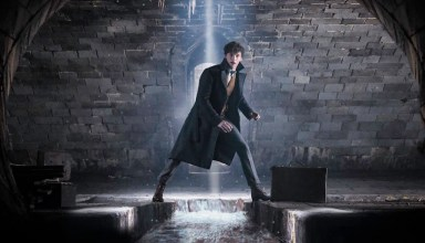 Eddie Redmayne stars in Warner Bros. Pictures' FANTASTIC BEASTS: THE CRIMES OF GRINDELWALD