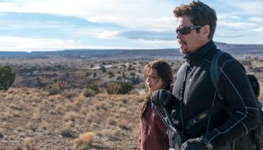 Benicio Del Toro and Isabela Moner star in Sony Pictures' SICARIO: DAY OF THE SOLDADO
