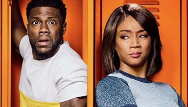 Kevin Hart and Tiffany Haddish in NIGHT SCHOOL