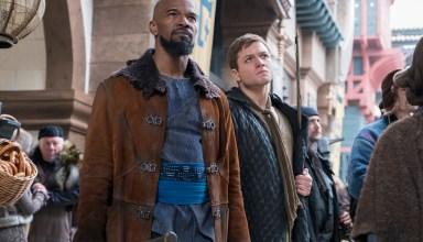 Jamie Foxx and Taron Egerton star in Lionsgate FIlms' ROBIN HOOD