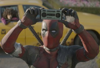 Ryan Reynolds stars in 20th Century Fox's DEADPOOL 2